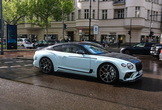 Bentley Mansory Continental GT 2018