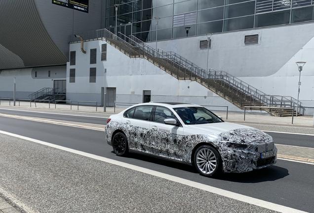BMW 3 Series G20 Electric