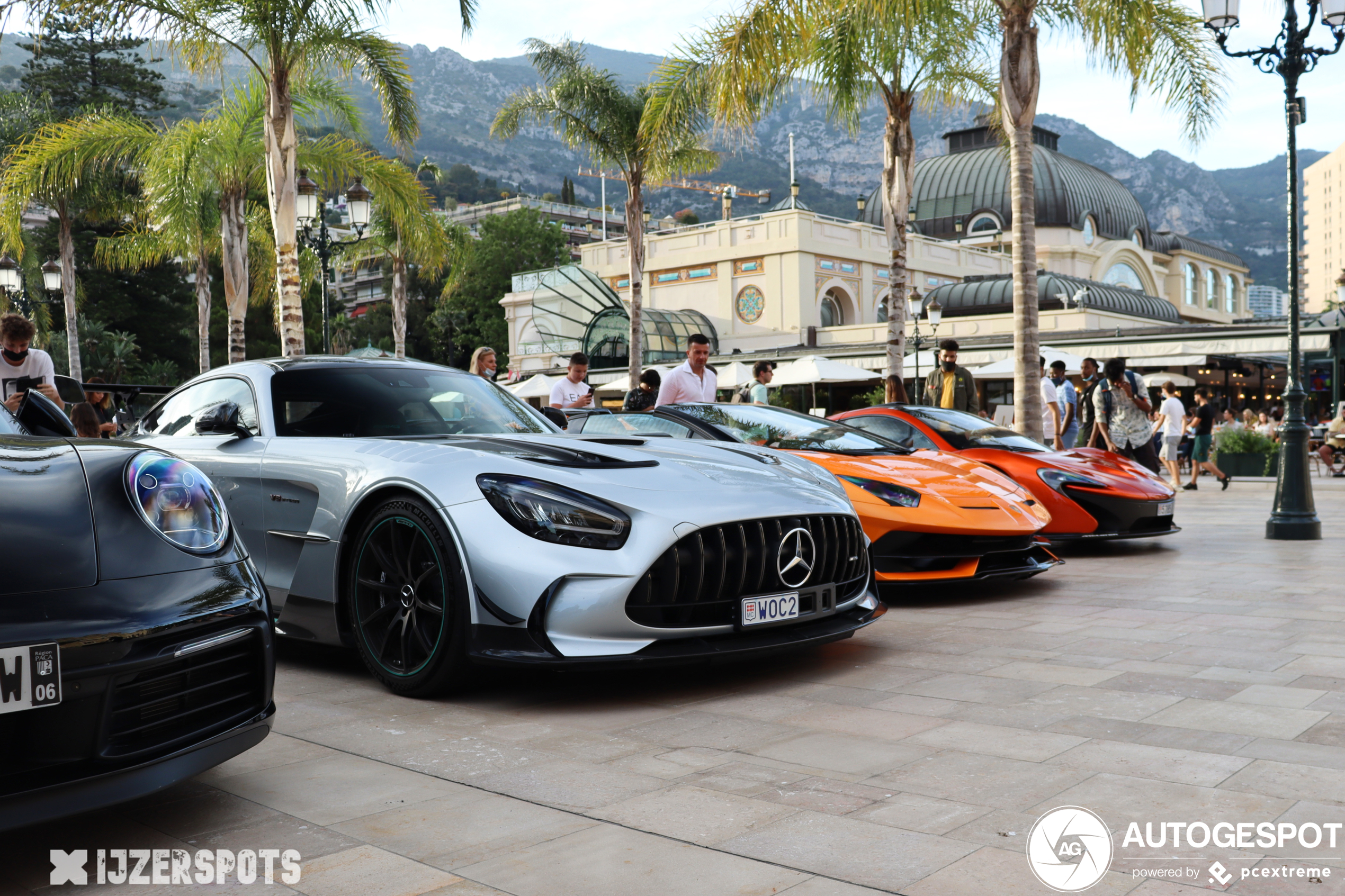 Mercedes-AMG GT Black Series C190 Project One Edition