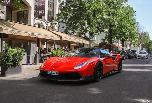 Ferrari 488 GTB VOS Performance