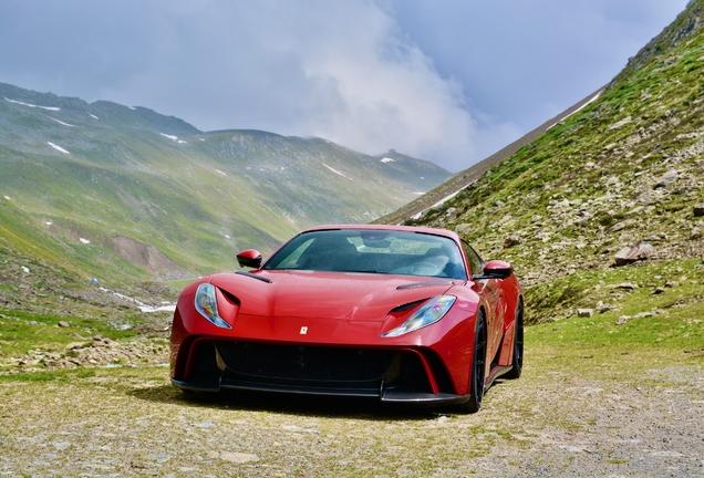 Ferrari Novitec Rosso 812 GTS N-Largo