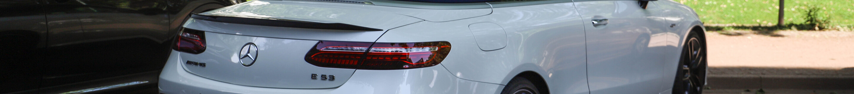 Mercedes-AMG E 53 Convertible A238 2021