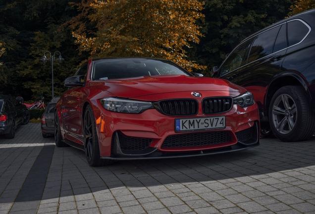 BMW M4 F82 Coupé 2017