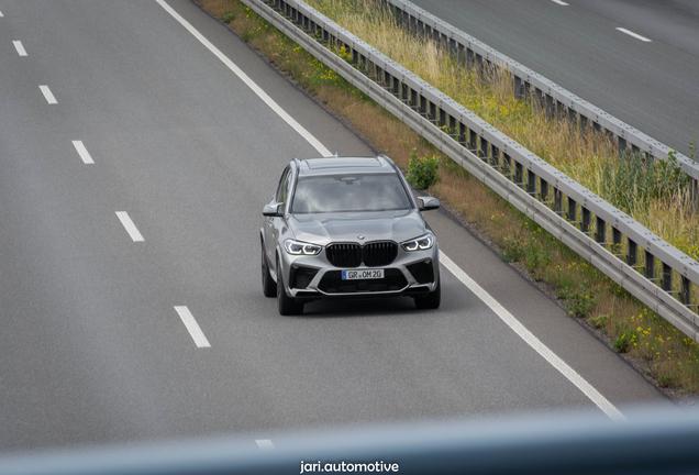 BMW X5 M F95