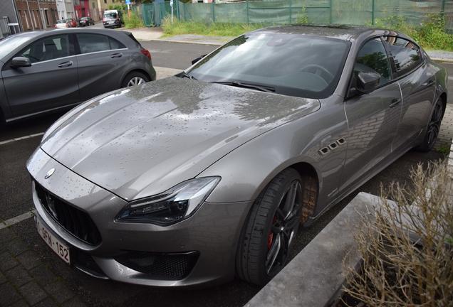 Maserati Quattroporte S Q4 GranSport 2018