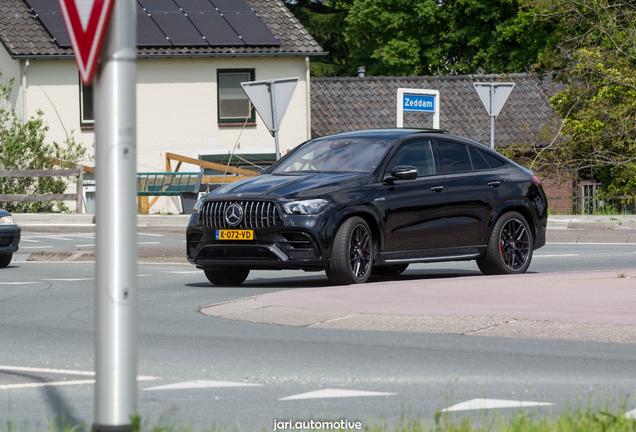 Mercedes-AMG GLE 63 S Coupé C167