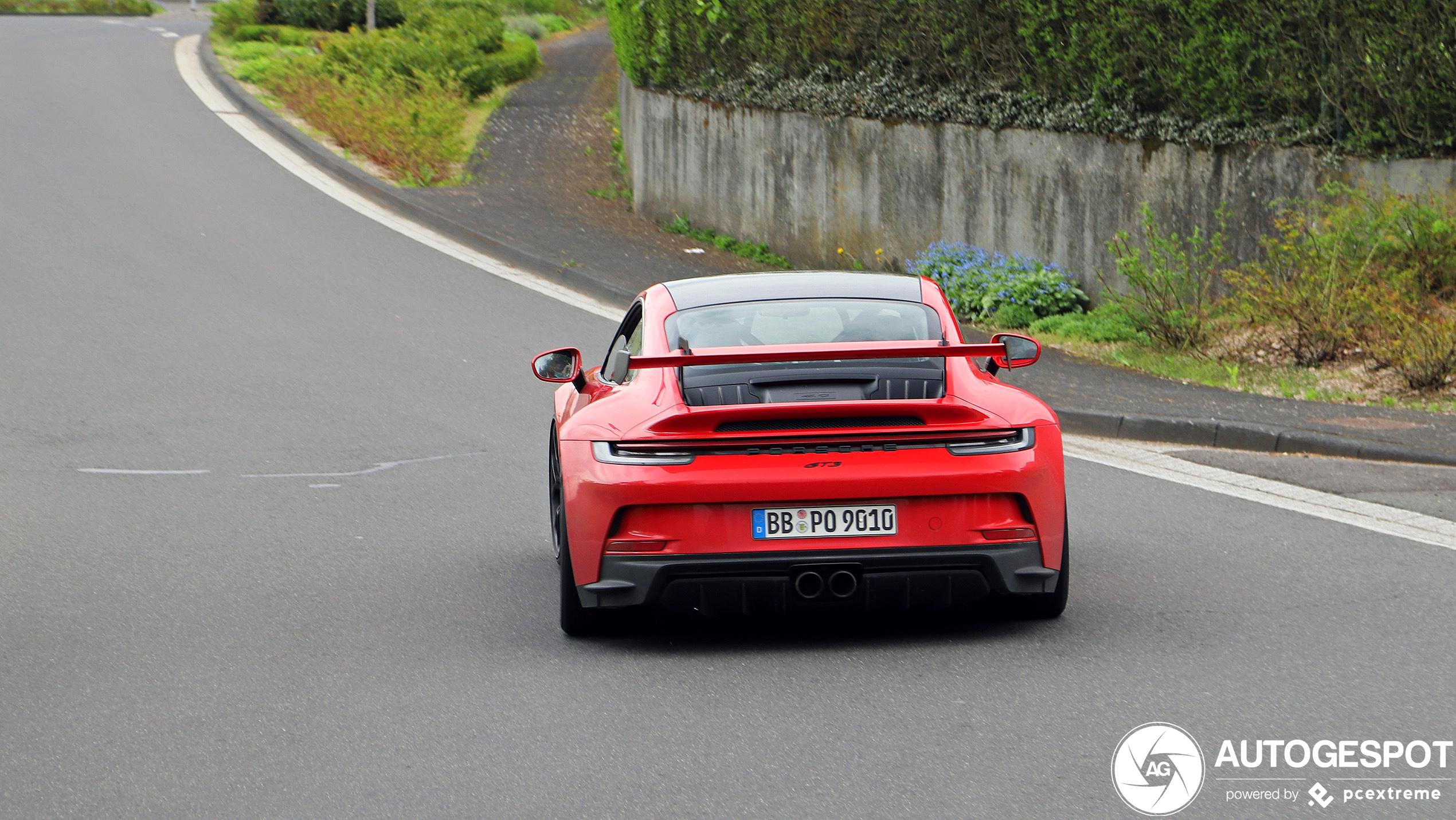 We doen een rondje langs de nieuwe Porsche 992 GT3