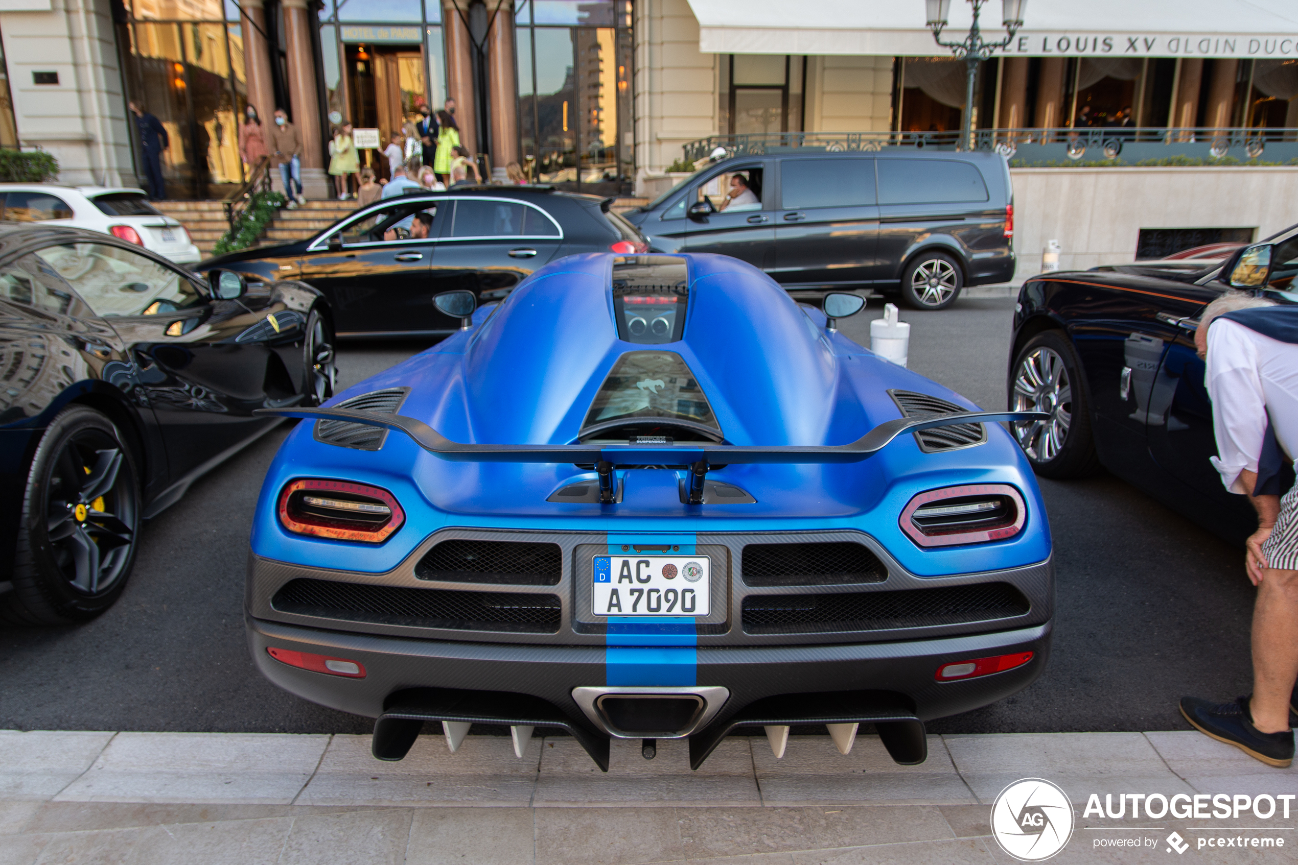 Finally we get to see a new Koenigsegg Agera R
