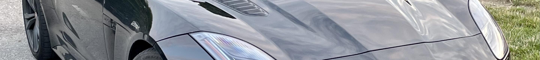 Jaguar F-TYPE SVR Convertible 2017