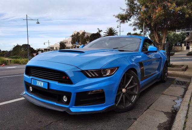 Ford Mustang GT 2015 Mustang Motorsport R727