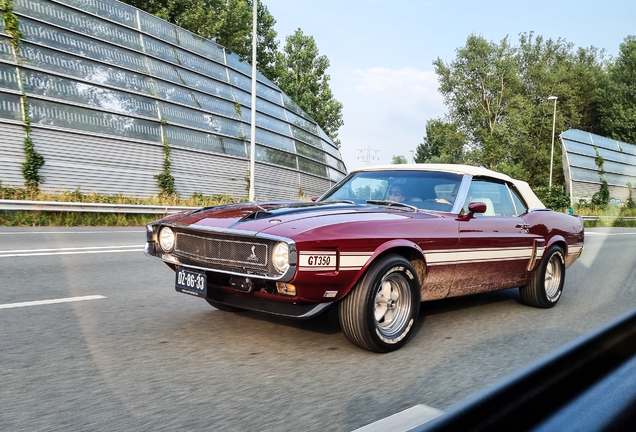 Ford Mustang Shelby G.T. 350 Convertible 1969