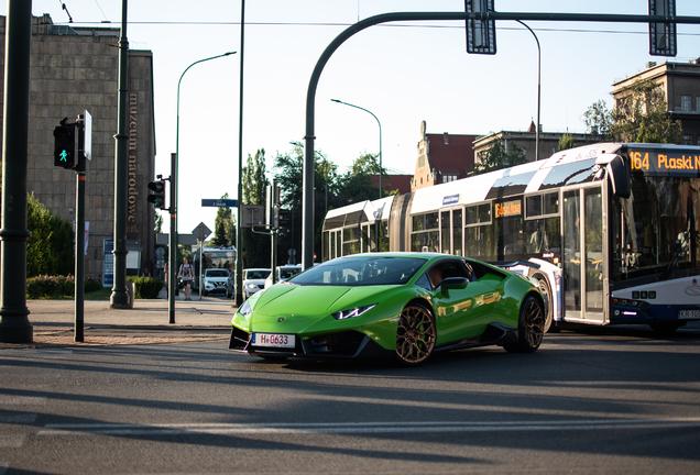 Lamborghini Huracán LP610-4 1016 Industries