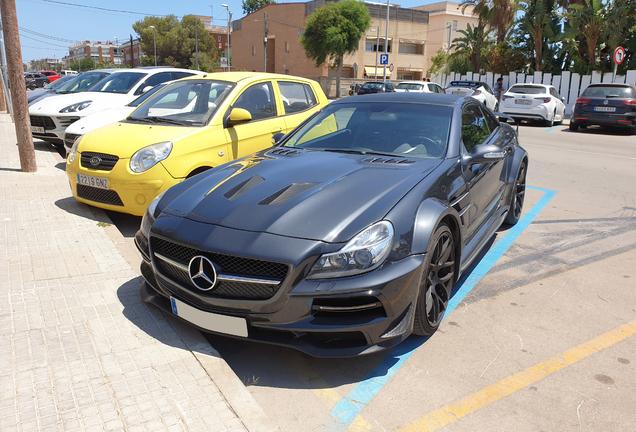 Mercedes-Benz Suhorovsky Design SL 55 AMG
