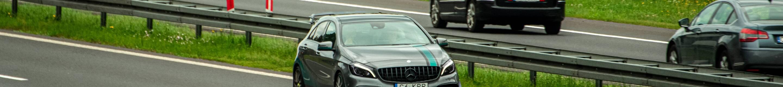 Mercedes-AMG A 45 W176 Petronas 2015 World Champions Edition