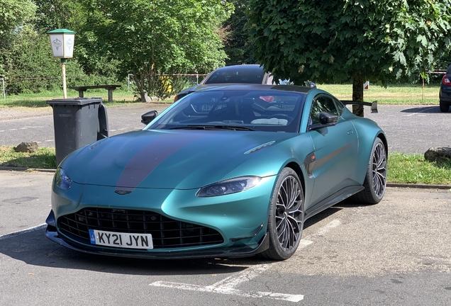 Aston Martin V8 Vantage Formula 1 Edition