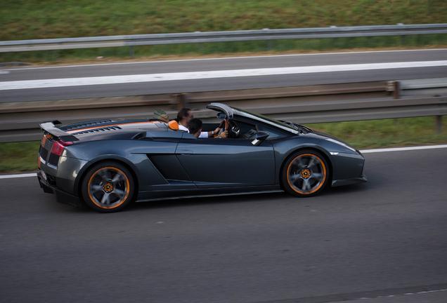 Lamborghini Gallardo Spyder BF Performance