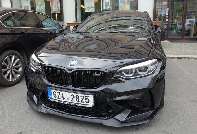 BMW M2 Coupé F87 2018 Competition Flossmann Auto Design