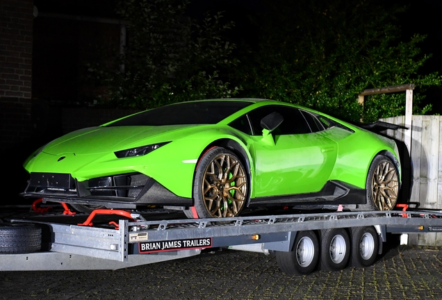 Lamborghini Huracán LP580-2 1016 Industries