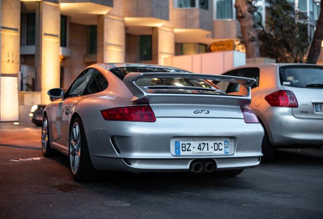 Porsche 997 GT3 MkI