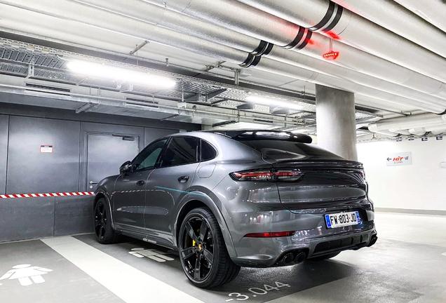 Porsche Cayenne Coupé Turbo S E-Hybrid