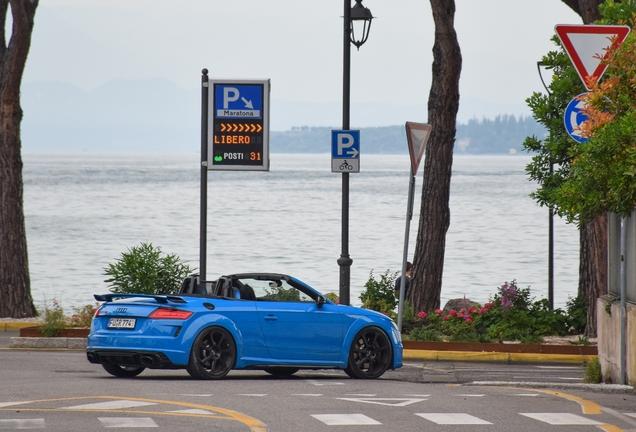 Audi TT-RS Roadster 2019 Sport Edition