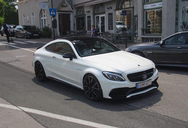 Mercedes-AMG Brabus C B40-600 C205