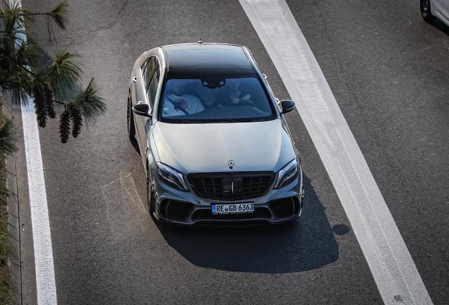Mercedes-AMG S 63 V222 GT 550 G&B Design