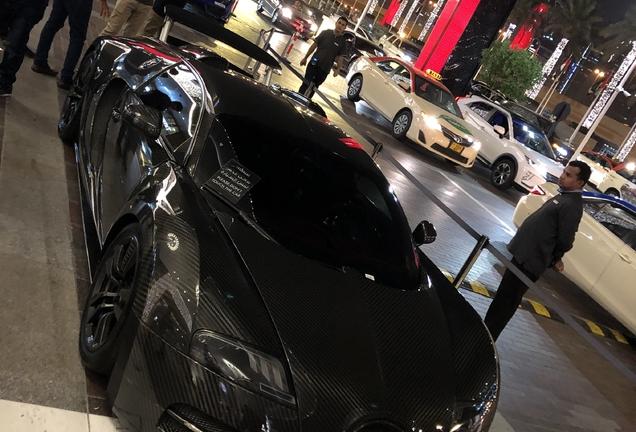Bugatti Veyron 16.4 Mansory The Bullet Edition