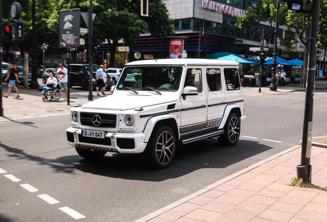 Mercedes-AMG G 63 2016 Exclusive Edition
