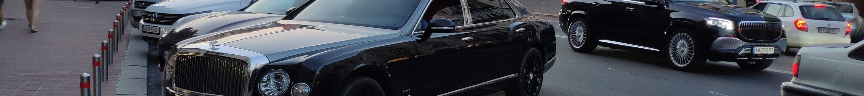 Bentley Mulsanne Speed 2019 W.O. Edition by Mulliner
