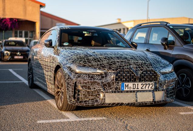 BMW 4 Series Gran Coupé 2022