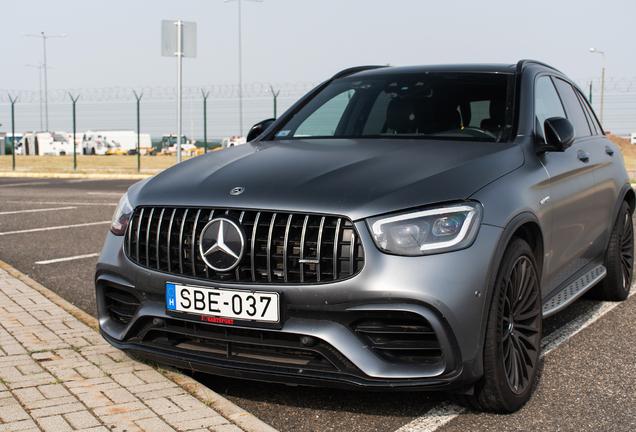 Mercedes-AMG GLC 63 S X253 2019