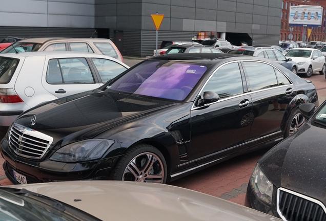 Mercedes-Benz Renntech S 65 AMG V221