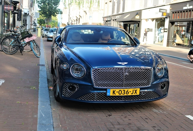 Bentley Continental GTC V8 2020 First Edition