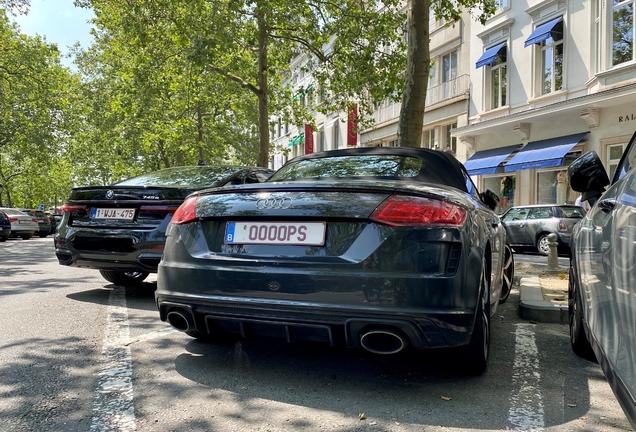 Audi TT-RS Roadster 2019