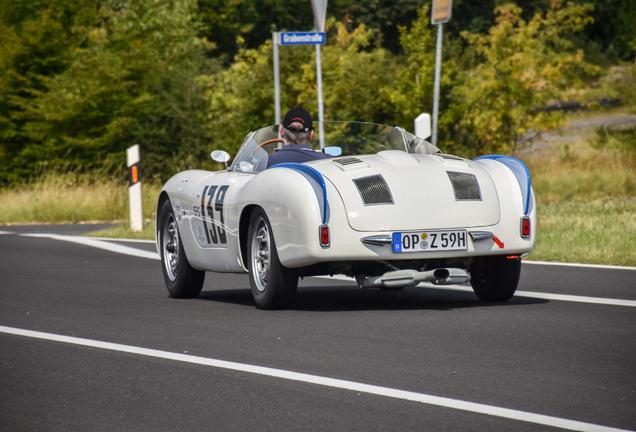 Porsche 356A Zagato Speedster
