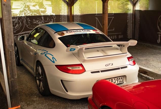 Porsche 997 GT3 Clubsport MkII