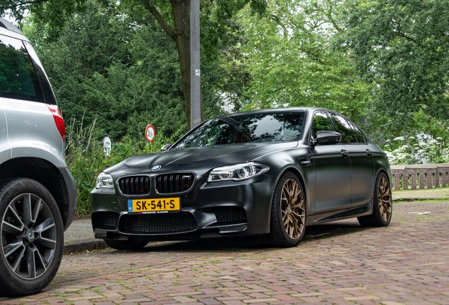 BMW M5 F10 2014 Nighthawk Edition