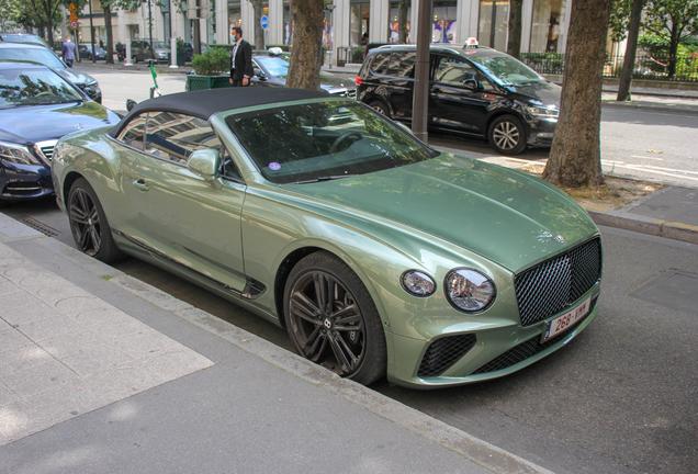 Bentley Continental GTC V8 2020