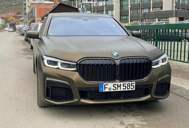 BMW M760Li xDrive 2019 G-Power
