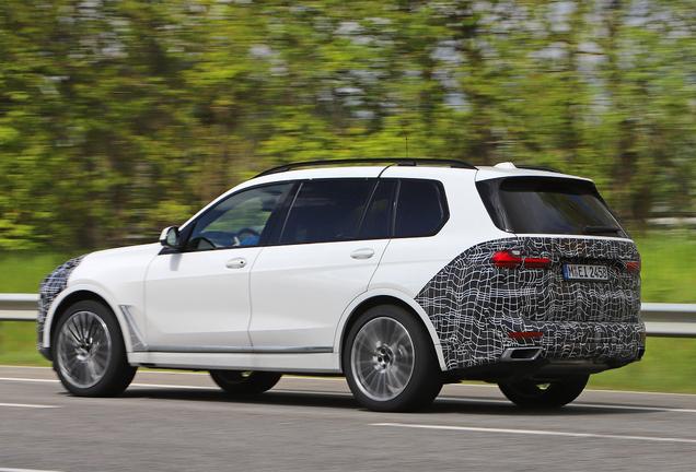 BMW X7 G07 2022
