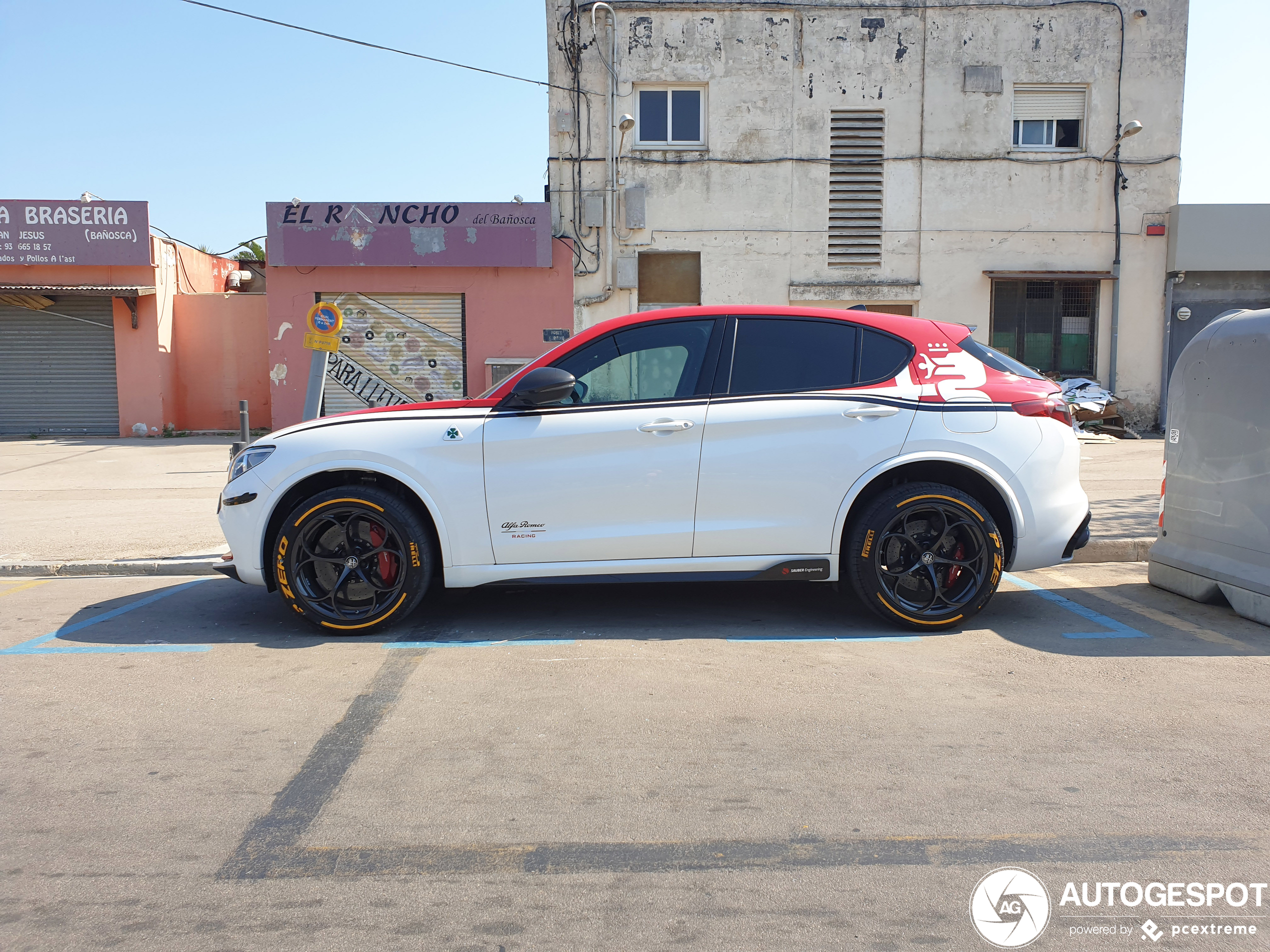 Alfa Romeo Stelvio Quadrifoglio Alfa Romeo Racing Limited Edition