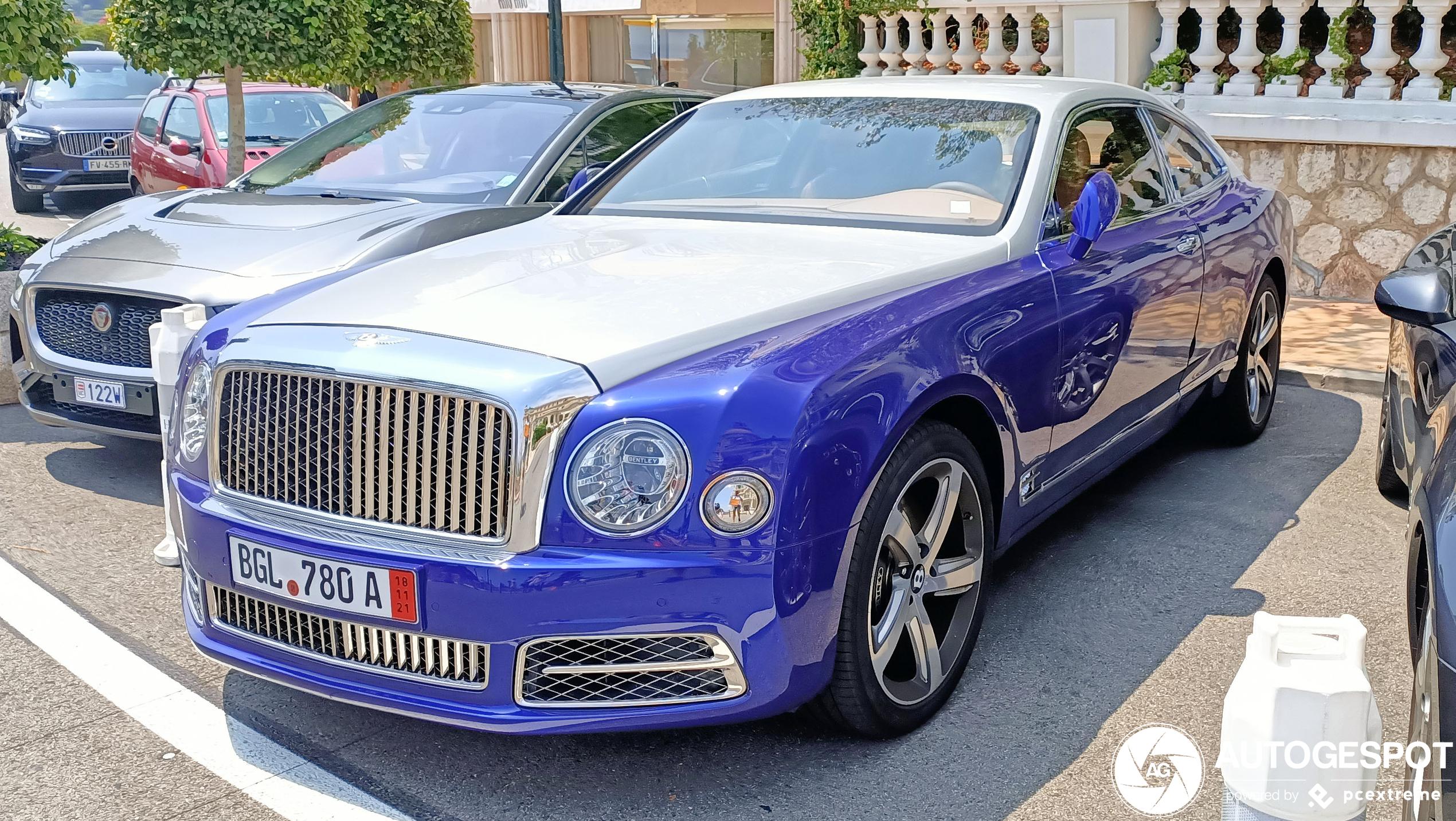 BentleyAres Design Mulsanne Coupé