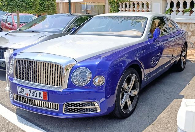 Bentley Mulsanne 2009 Coupé Ares Design