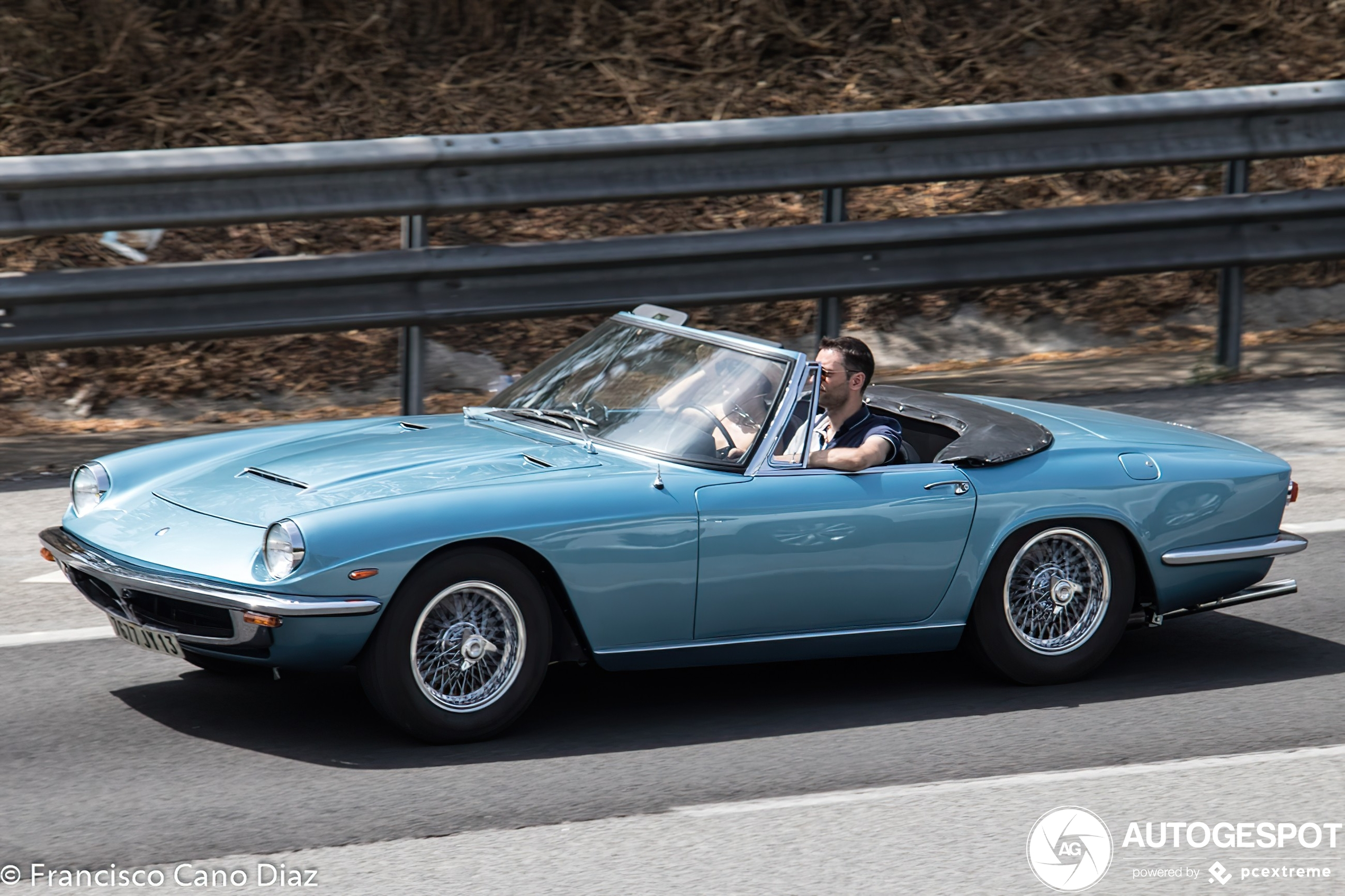 MaseratiMistral 4000 Spyder