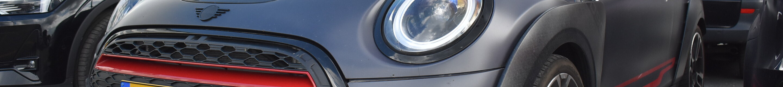 Mini F56 Cooper S John Cooper Works GP