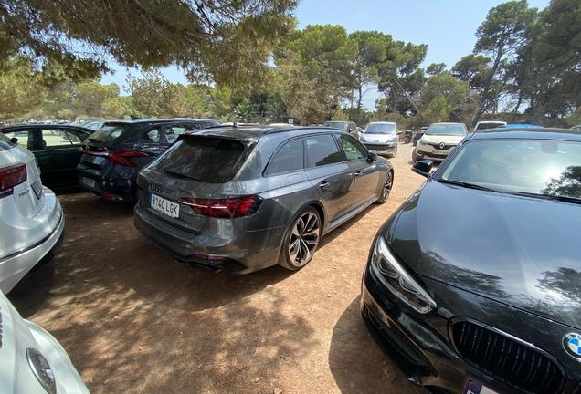Audi RS4 Avant B9 2020
