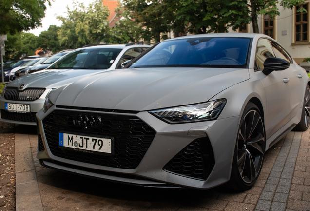 Audi RS7 Sportback C8