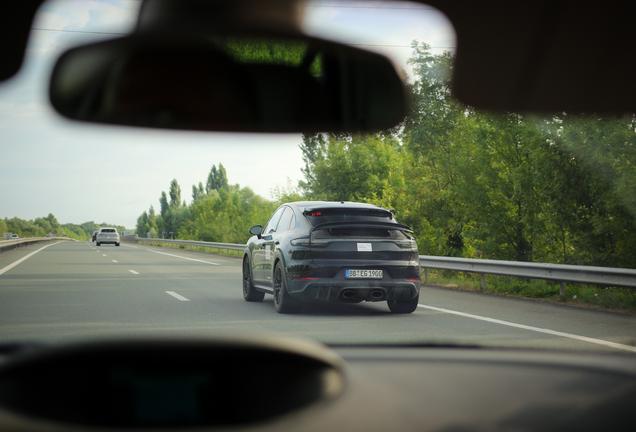 Porsche Cayenne Coupé Turbo GT