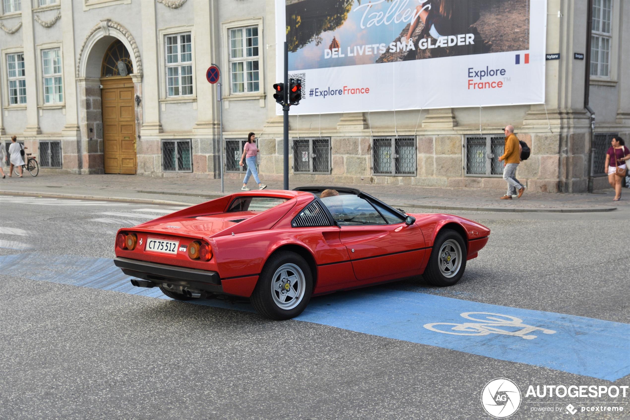 Ferrari308 GTS
